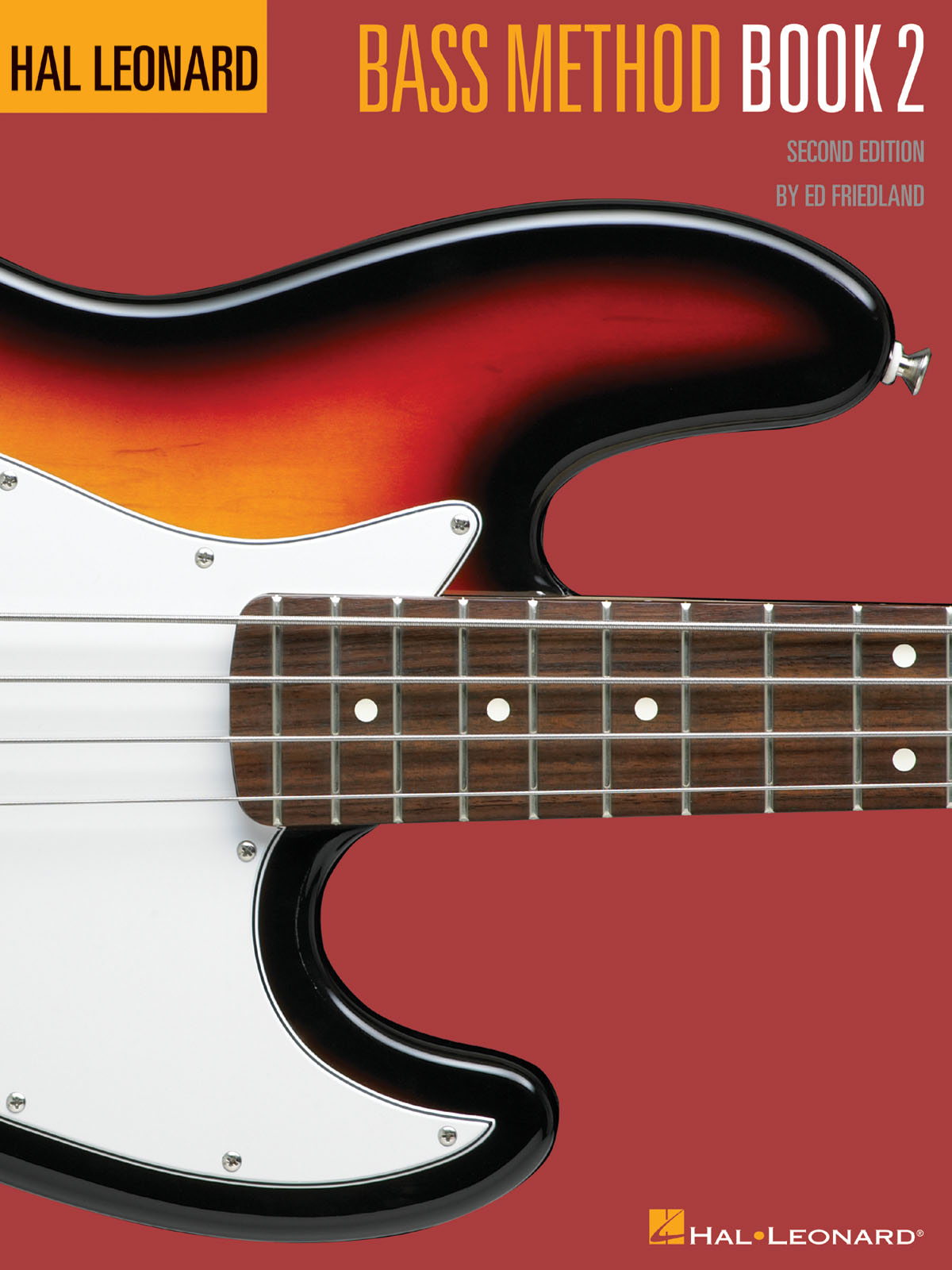 Hal Leonard Bass Method (Book 2)
