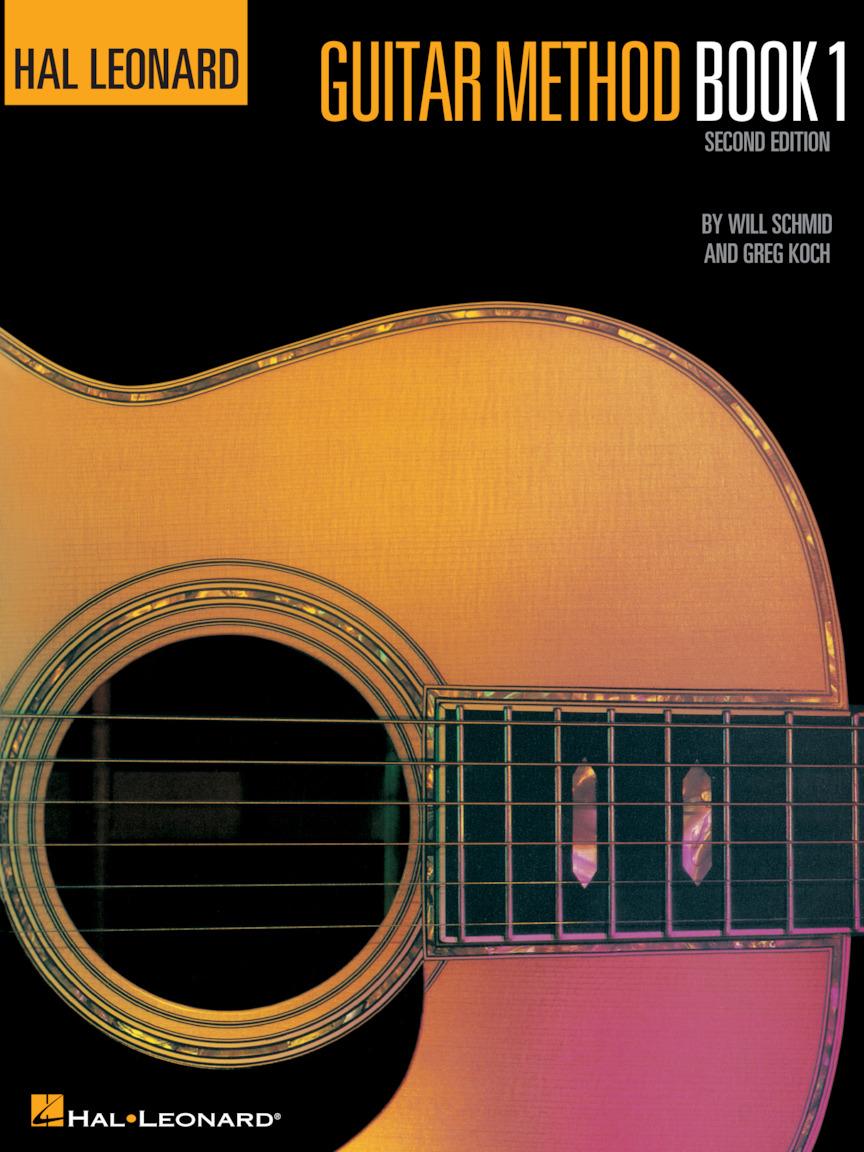 Hal Leonard Guitar Method (Book 1)