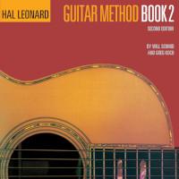 Hal Leonard Guitar Method (Book 2)
